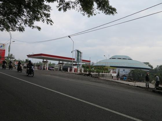 UMM Fuel Station