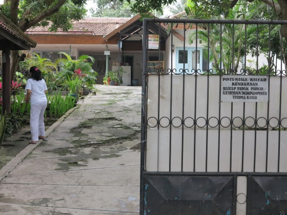 Gateway of Kost Anoman