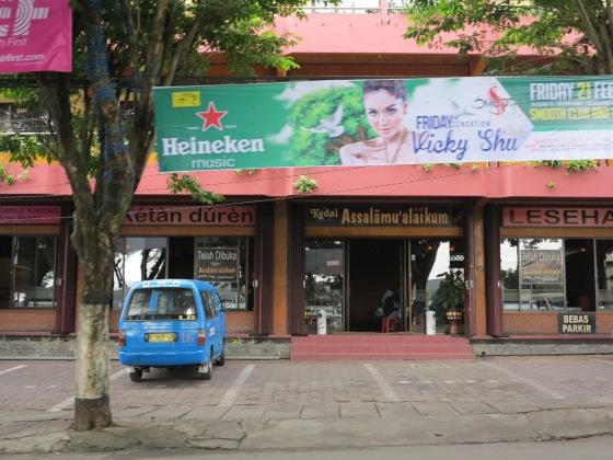 Kedai Assalamu'alaikum Tampak Depan
